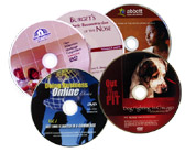 Click to View Sample of  DVD Replication.
