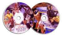 Click to View Sample of DVD-R Duplication.